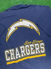 Vintage 1995 San Diego Chargers Logo Shirt XXL