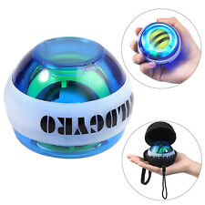 Power Wrist Ball Gyro Arm Hand Muscle Training Exercise Force Strengthener US