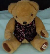 Nisbet  Medium Bully Teddy Bear  Mohair Toy England