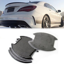 For Mercedes Benz CLA W117 C117 4DR Carbon texture Side Door Handle Bowl Sticker