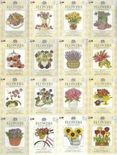 DMC Flowers & Plants Cross Stitch Kits