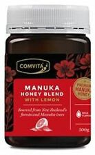 Comvita Manuka Honey Blend with Lemon - Premium 500g (Pack of 4)
