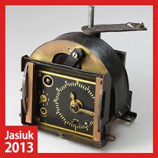 ZARIA Soviet Russian Metal Mechanical Wind up Aircraft Tank Submarine Clock
