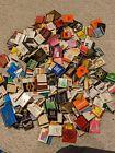 Vintage Lot of  350 Matchbook Matches All Unstruck Casino Hotel Restaurants