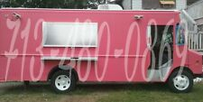 Brand New food truck for sale cheap returns accepted click for details