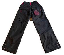 Scott GORE-TEX WOMEN's Ski Snow Snowboard PANTS Size S (8?) Excellent Condition!