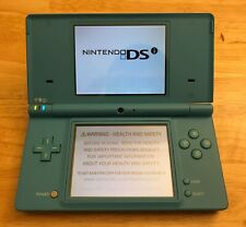 Nintendo DSi TWL-001 Light Blue Handheld Console - Tested (No Charger or Stylus)