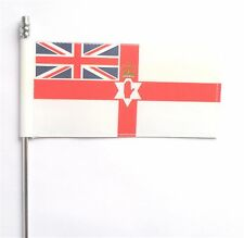 More details for northern ireland loyalist deluxe table flag