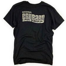 Dunlop Original CryBaby T-Shirt 100% Cotton Size XL NEW!!
