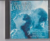 CD - PARTY SERVICE BAND - I WILL ALWAYS LOVE YOU #N93#
