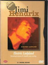 DVD ZONE 1--JIMI HENDRIX--ELECTRIC LADYLAND / JOURNEY OF A MUSIC RECORDING