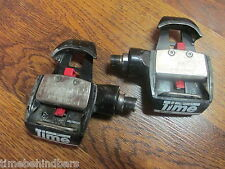 VINTAGE TIME SPORT TBT RACING BLACK CLIPLESS PEDALS