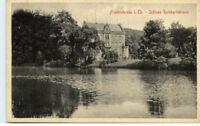 FRIEDRICHRODA ~1910/20 AK Schloss Reinhardsbrunn Postkarte, Ansichtskarte