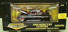 1949 Mercury Custom, Black, 1/43 die-cast ERTL (7196)