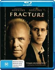 Fracture (Blu-ray, 2010)
