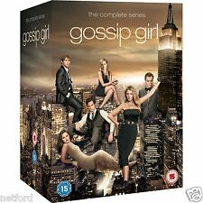 "GOSSIP GIRL COMPLETE SERIES COLLECTION 1-6 DVD BOX SET 30 DISC R4 ""NEW&SEALED"""