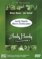 Andy Hardy Meets Debutante Collection 2 Mickey Rooney And Judy Garland  NEW