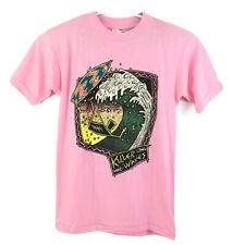 New listing Vintage 80's Sun Sportswear Killer Waves Surf T Shirt Medium Single Stitch 5981