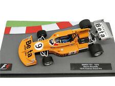 1:43 MARCH 751-1975 Vittorio Brambilla 1975 Austriian Grand Prix Model Car