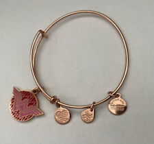 Alex And Ani Bracelet Bangle Wonder Women Rose Gold Pink, 2018