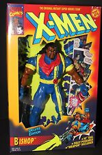 Bishop 1990s X-men Deluxe Ed animation style 10in Toybiz MIB cool Marvel figure