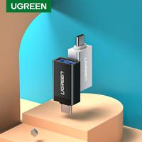 Ugreen USB-C Type C Male to USB 3.0 Female OTG Adapter Converter for Samsung S9