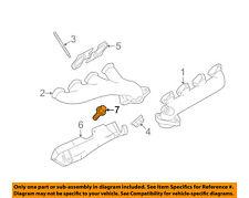 FORD OEM Exhaust Manifold-Heat Shield Bolt W707130S300