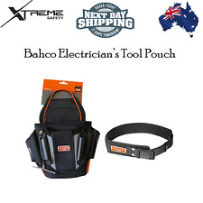 Bahco Electrician's Tool Pouch & Belt Kit 4750-EP-1 + 4750-QRLB-1