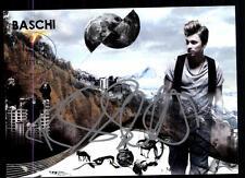 Baschi Autogrammkarte Original Signiert ## BC 54743