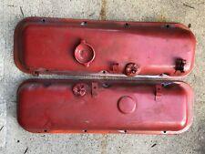 Valve Covers BBC 396 454 427 Big Block Chevy Chevelle Corvette Gmc Nova #2