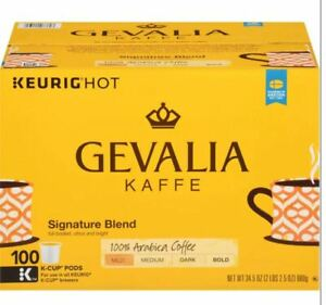 Gevalia Signature Blend K-Cup Coffee Pods (100 ct.)