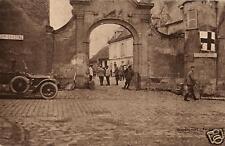 5008/ Foto AK, Feldlazarett Blérancourt, 1917