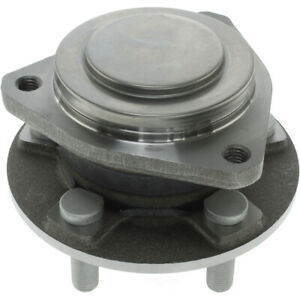 Wheel Bearing and Hub Assembly-C-TEK Standard Front Centric 406.63009E
