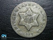 1851 O 3 Cent Silver Piece  --  MAKE US AN OFFER!  #B5367