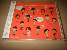 Tomodachi Collection club Nintendo Platinum SOUNDTRACK CD NOT SOLD