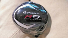 """TaylorMade R9 TP SuperDeep driver """"head only"""" 10.5* RH w/ adapter NEW"""
