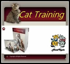 Cat Training! How to be the boss of your cat - eBook - Digital Download