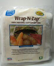 "Pellon Wrap-N-Zap Microwave Safe Batting - 45"" x 1 yard - Nip"