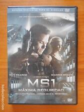 DVD MS1 MAXIMA SEGURIDAD - EDICION DE ALQUILER (4A)