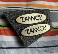 More details for tannoy replacement speaker badge