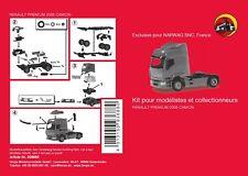 Renault Premium 06 Tracteur solo (kit à monter) - Herpa - Echelle 1/87 (Ho)