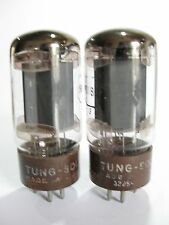 Pair 1959+/- Tung-Sol 5881 (6L6WGB) tubes - Hickok TV7B tested @ 37, 38, min:25