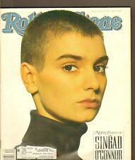 #580 JUNE 14 1990 ROLLING STONE vintage music magazine -- SINEAD O'CONNER