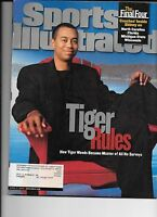 Tiger Woods Sports Illustrated April 3, 2000