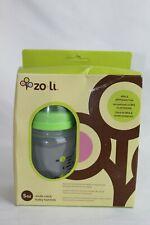 Zoli Baby Wide Neck Baby Bottles Anti Colic Stage 1 Nipple 5 oz 2 pack Bpa Free