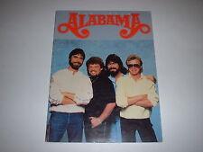 Alabama : The Touch Song Book Sheet Music Guitar, Piano, Chords, Lyrics