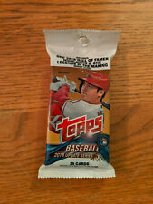 2018 Topps Update Factory Sealed Fat Pack Acuna/Soto? 36 Cards