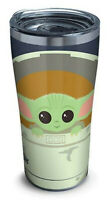 Tervis Mandalorian The Child In Carrier 20 oz Stainless Tumbler Travel Cup Mug