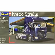 REVELL 1:24 KIT CAMION TRUCK IVECO STRALIS LUNGHEZZA 25,7 CM 297 PEZZI ART 07423