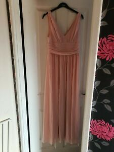 Pink bridesmaid dresses Size 18/20